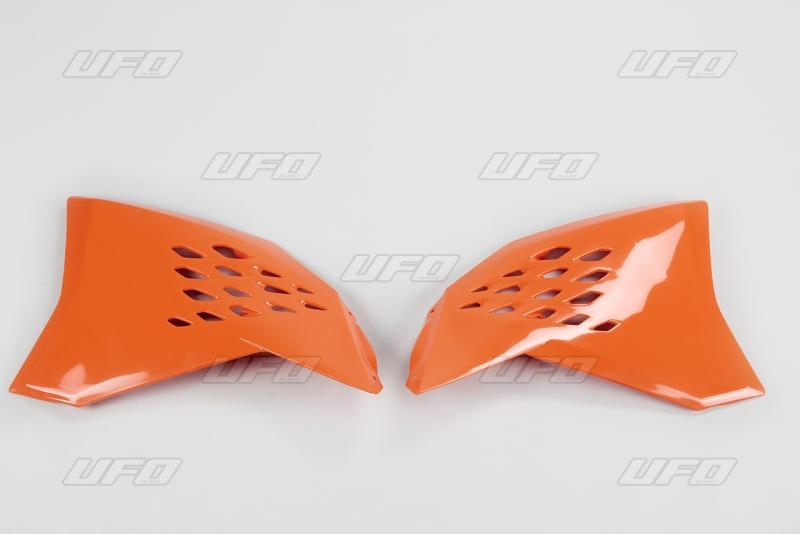 Spoiler KTM SX - SXF (4016)-127-oranžová (03-)