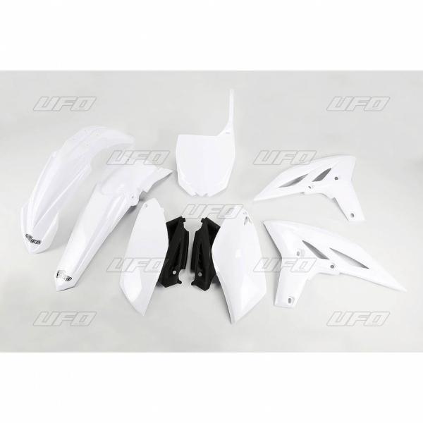 Sada plastů YZF250 2013--046-bílá Yamaha