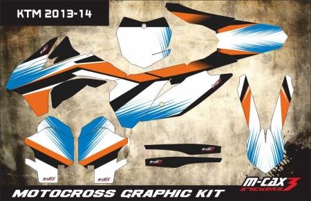 Design 32 - KTM SX 125  2013 - 2014, KTM SX 250  2013 - 2014, KTM SX F 250  2013 - 2014, KTM SX F 450  2013 - 2014, KTM SX F 350  2013 - 2014