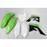 Sada plastů UFO KXF 450-999-OEM standartní barvy
