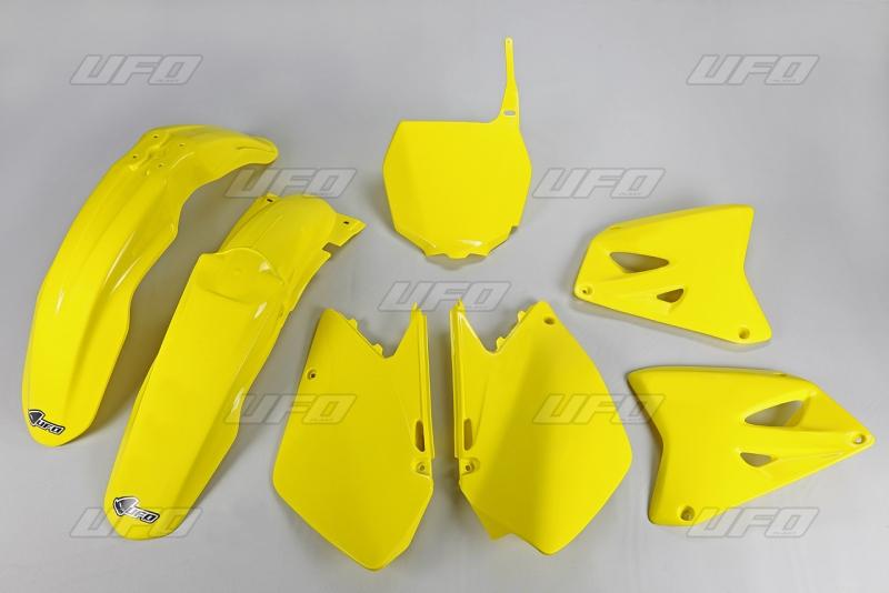 Sada plastů UFO RM 125-250 -102-žlutá RM 02-