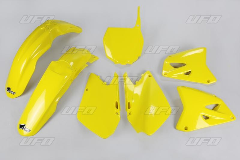 Sada plastů UFO RM 125-250 01-02-102-žlutá RM 02-