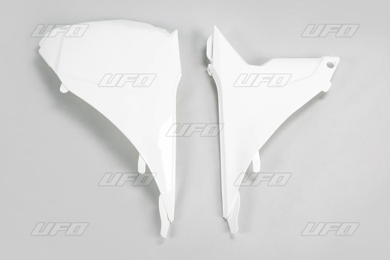 Kryt vzd. filtru SXF (2013)-047-bílá KX