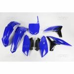 Sada plastů YZF250 2013--089-modrá