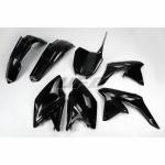 Sada plastů RMZ 250 2013--001-černá