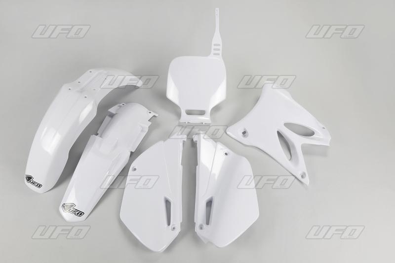 Sada plastů YZ 85 2002-2012-046-bílá Yamaha