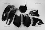 Sada plastů UFO RM 125-250 -001-černá