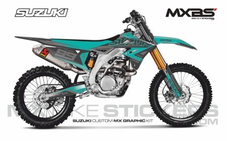 Design 172 - Suzuki RMZ 450  2018 - 2019