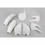Sada plastů UFO KX85 2013  Restyling-047-bílá KX