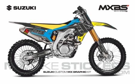 Design 219 - Suzuki RMZ 450  2018 - 2019
