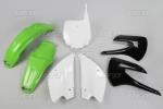 Sada plastů UFO KX 85 Restyling-999-OEM standartní barvy