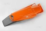 Zadní blatník enduro-127-oranžová (03-)