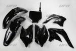 Sada plastů UFO KXF 450 06-001-černá