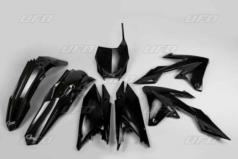 Sada plastů RMZ RMZ 450 2018-001-černá