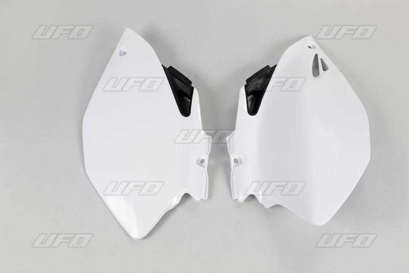 Bočnice YZ 250/450 4T 06-046-bílá Yamaha