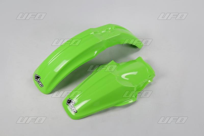 Sada blatníků KX 85 2000-2012-999-OEM standartní barvy