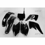 Sada plastů UFO KXF 250 04-001-černá