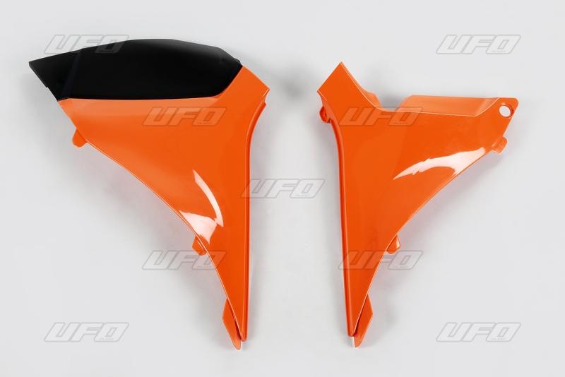 Kryt vzd. filtru SXF (2011)-127-oranžová (03-)