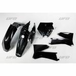 Sada plastů KTM 85 2011-2012-001-černá