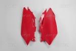 Bočnice CRF-070-červená Honda