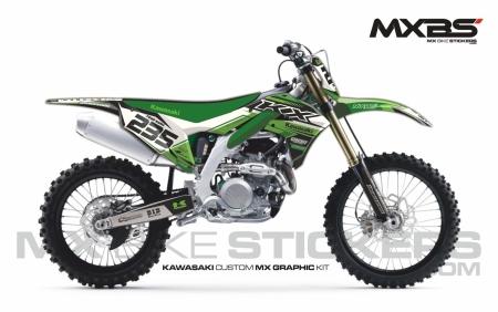 Design 225 - Kawasaki KXF 450  2019 - 2022