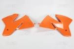Spoiler KTM 2T 98-127-oranžová (03-)