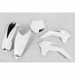Sada plastů KTM 85 2013-2017-047-bílá KX