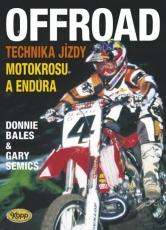 """Kniha Offroad """"Technika jízdy MX a EMX"""