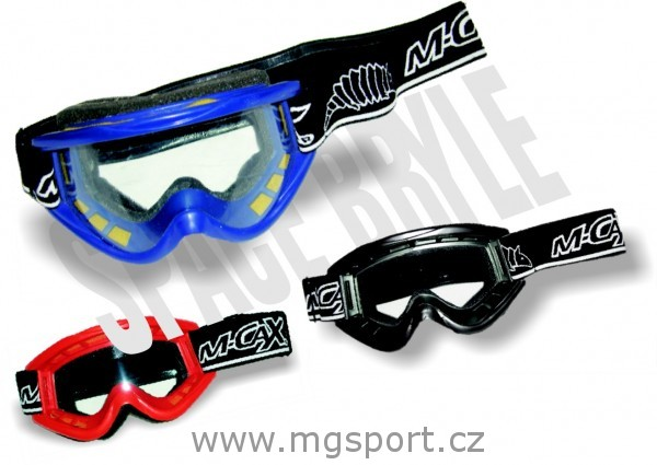 "Brýle M-CAX ""Space""-C-modrá"