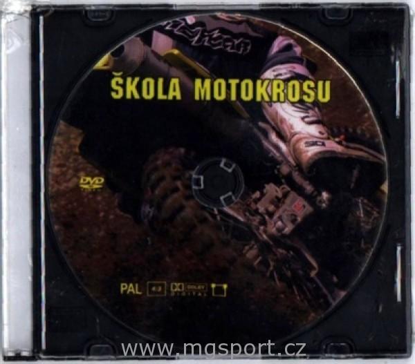 DVD Škola motokrosu