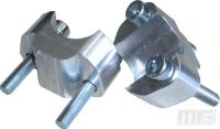 Vyvýšení řídítek 28,6 mm -CR,KX  20 mm