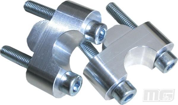 Vyvýšení řídítek - frézované 10 mm
