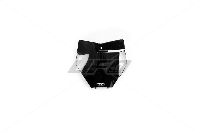 Přední číslová tabulka KTM SX-SXF 2016-001-černá
