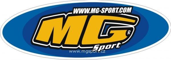 """Nálepka """"MG sport"""""""