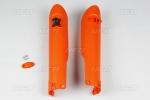 Chránič vidlice s pomocníkem startu SX-SXF (2015)-127-oranžová (03-)