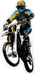 """Nálepka """"Motokrosový jezdec"""" 9910011.jpg"""