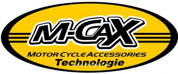 """Nálepka """"MCAX"""" Technoligie"""