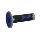 Ručky řídítek ProGrip-04-modrá