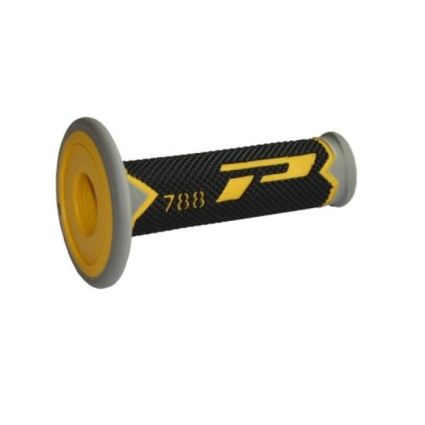 Ručky řídítek ProGrip-05-žlutá