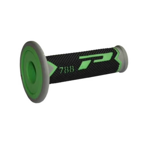 Ručky řídítek ProGrip-06-zelená