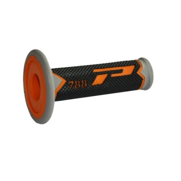 Ručky řídítek ProGrip-07-oranžová