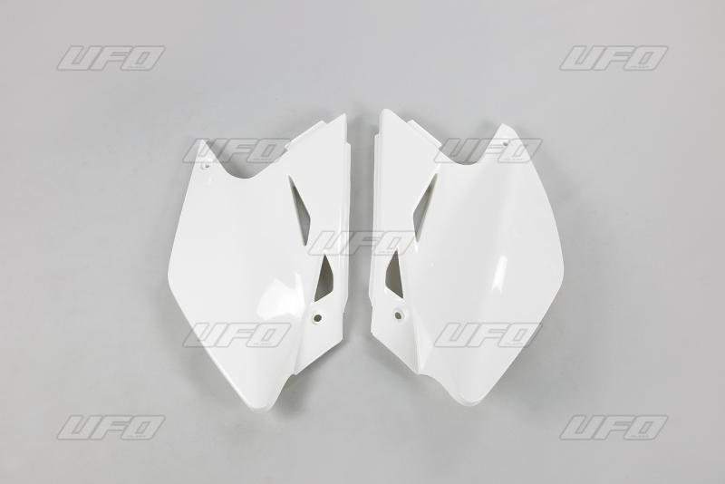 Bočnice  KX 450F 06-047-bílá KX