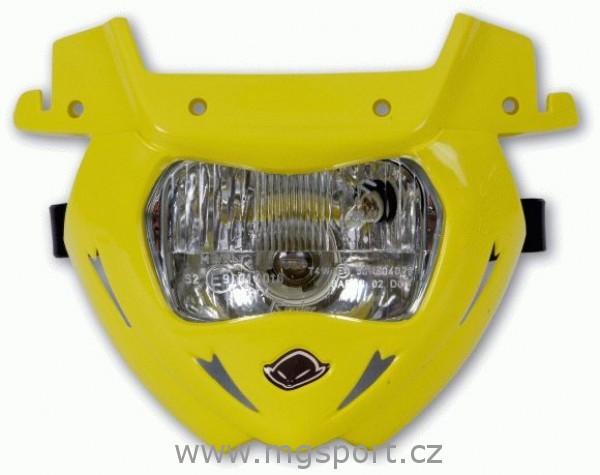 Maska se světlem Panther-spodní díl
