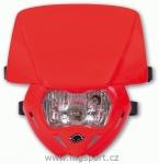 Maska se světlem Panther univ.-070-červená Honda