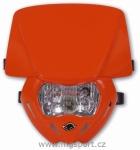 Maska se světlem Panther univ.-127-oranžová (03-)