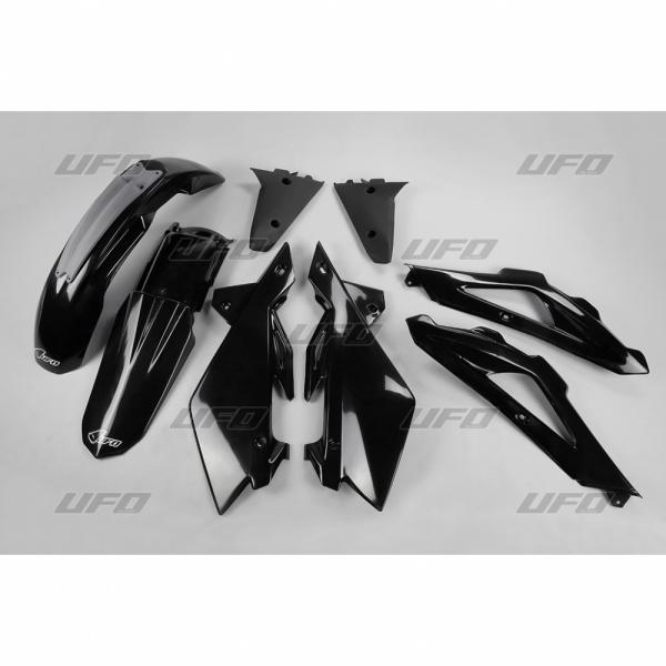 Sada plastů HVA 4T 07-001-černá