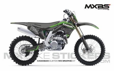 Design 182 - Kawasaki KXF 450  2019 - 2021