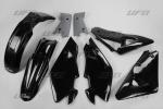 Sada plastů HVA 2T 00-03 -001-černá