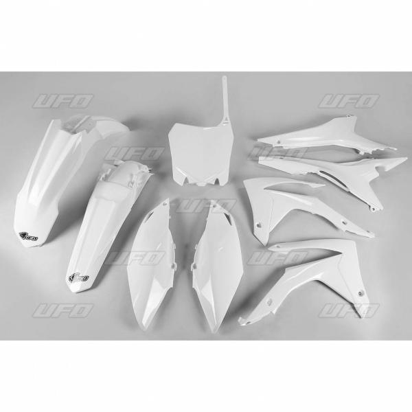 Sada plastů CRF 250 14-17, CRF 450 13-16 EU version-041-bílá
