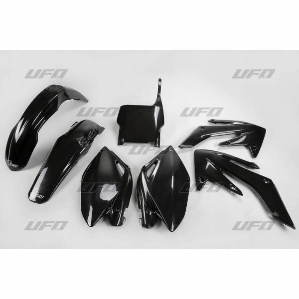 Sada plastů CRF 250 06-07-001-černá